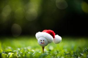 GCH-Weihnachten-Golfball